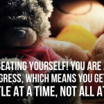 4 Reasons to Stop Beating Yourself Up